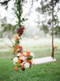 Diy outdoor swing ideas for your garden 09