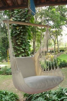 Diy outdoor swing ideas for your garden 13