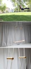 Diy outdoor swing ideas for your garden 23
