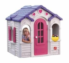 Fabulous backyard playhouse to delight your kids 38