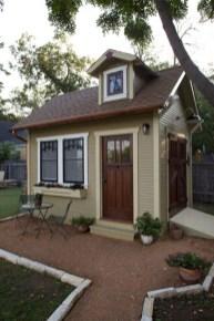 Fabulous backyard playhouse to delight your kids 44