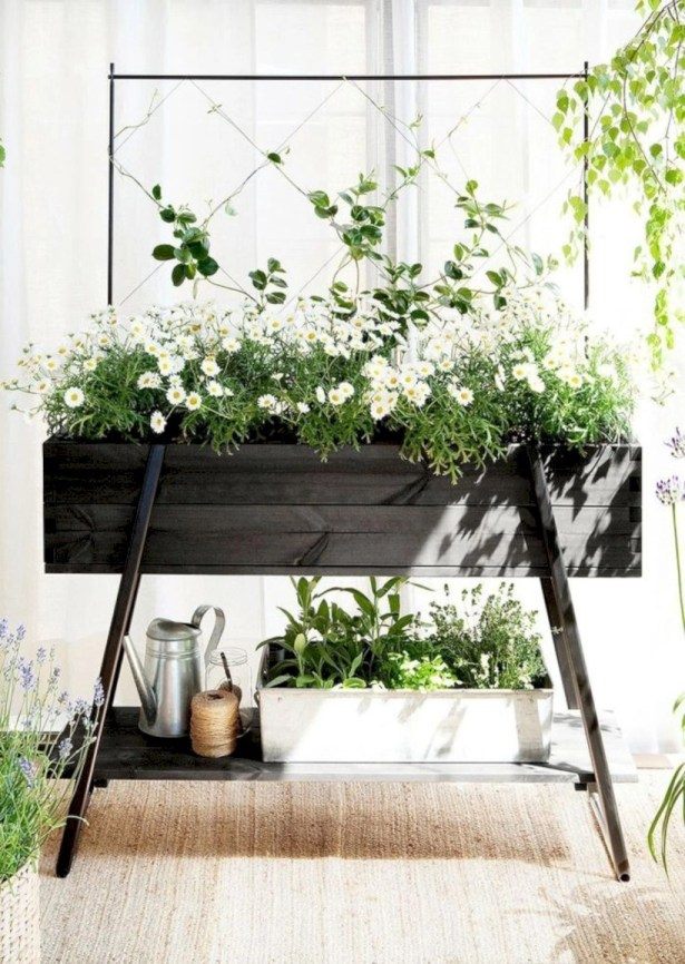 Great indoor herb garden ideas for healthy life 18
