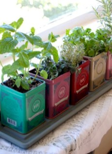 Great indoor herb garden ideas for healthy life 22