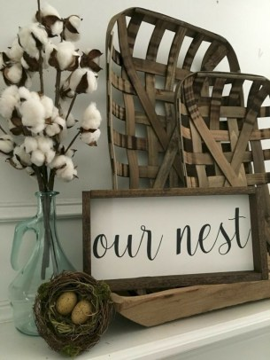 Incredible cotton decor farmhouse that you will love it 30