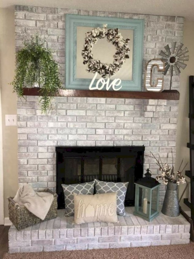 Incredible cotton decor farmhouse that you will love it 32