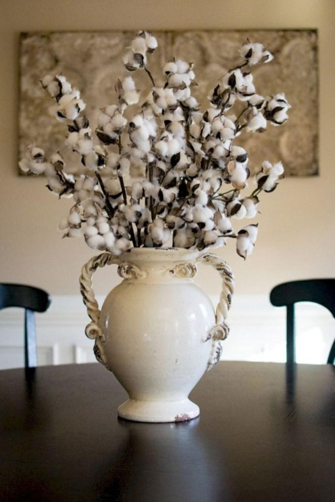 Incredible cotton decor farmhouse that you will love it 46