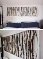 Simple diy wall art ideas for your home 05