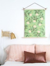Simple diy wall art ideas for your home 12
