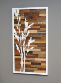 Simple diy wall art ideas for your home 28