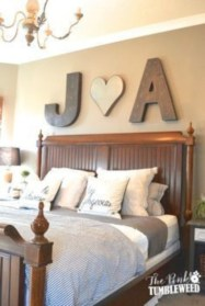 Simple diy wall art ideas for your home 29