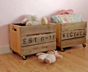 Simple and easy ideas from pallet recycling 11