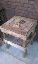 Simple and easy ideas from pallet recycling 16