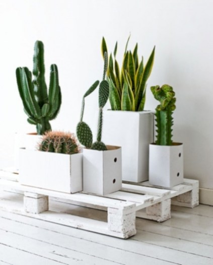 Simple and easy ideas from pallet recycling 23
