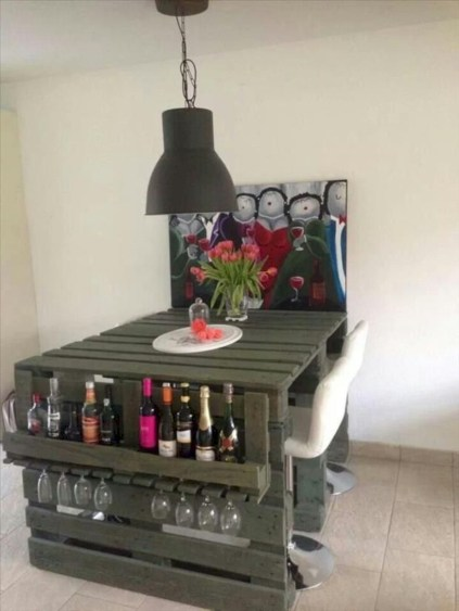 Simple and easy ideas from pallet recycling 24