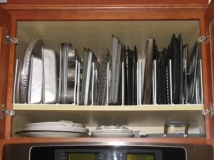 Smart kitchen cabinet organization ideas 02