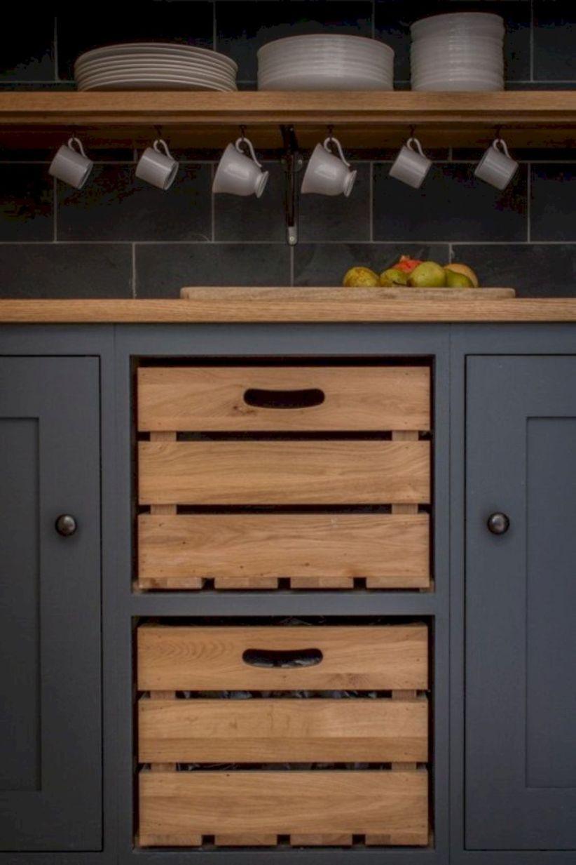 12 Creative And Smart Kitchen Organization Ideas Smart: 44 Smart Kitchen Cabinet Organization Ideas