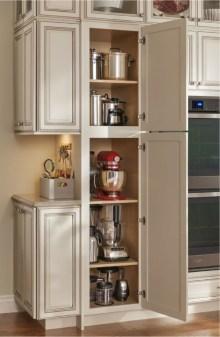 Smart kitchen cabinet organization ideas 19