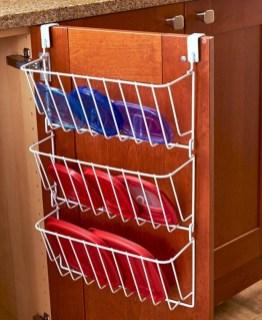 Smart kitchen cabinet organization ideas 23