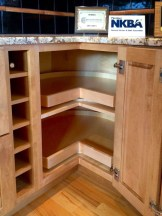Smart kitchen cabinet organization ideas 31