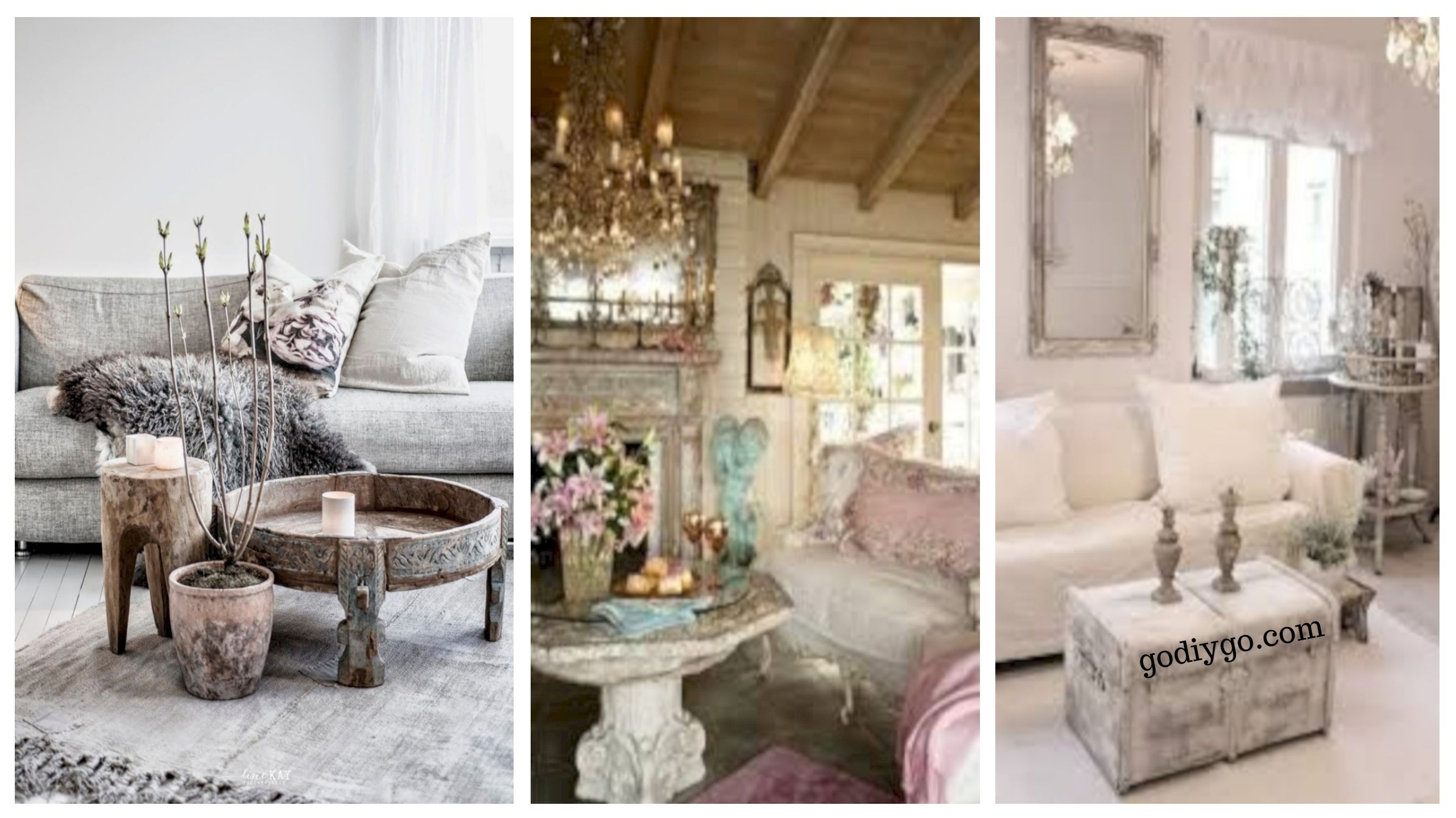 36 Boho Rustic Glam Living Room Design Ideas