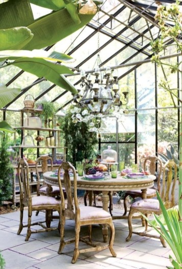 Adorable conservatory inspiration to inspire you 12