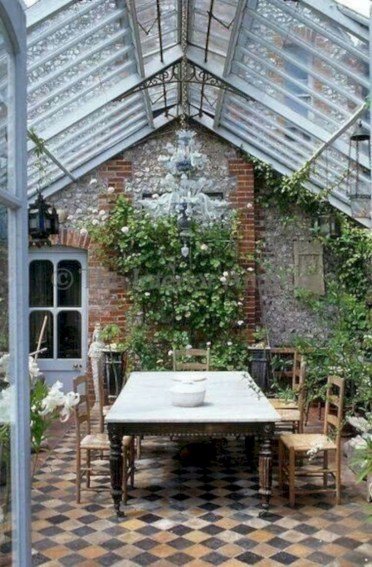Adorable conservatory inspiration to inspire you 18