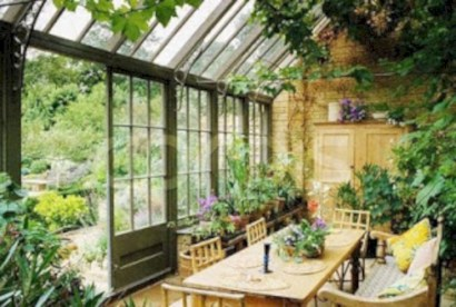 Adorable conservatory inspiration to inspire you 33