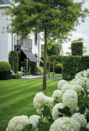 Beautiful courtyard garden design ideas 19