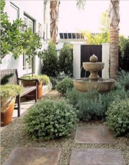 Beautiful courtyard garden design ideas 27
