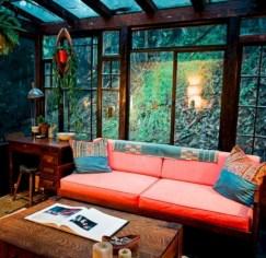 Best glass ceiling design ideas to enjoy the night sky 04