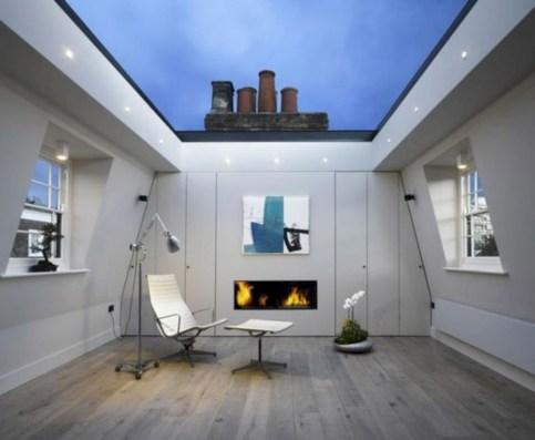Best glass ceiling design ideas to enjoy the night sky 12