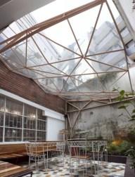 Best glass ceiling design ideas to enjoy the night sky 16