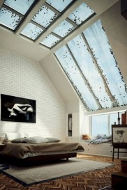 Best glass ceiling design ideas to enjoy the night sky 24