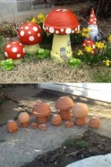 Best and amazing diy ideas for your garden decoration 28