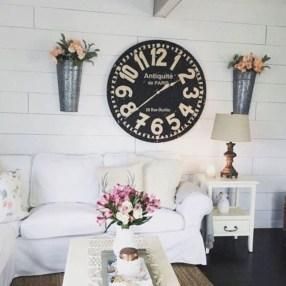 Boho rustic glam living room design ideas 22