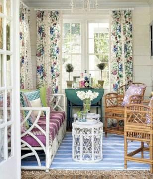 Boho rustic glam living room design ideas 34
