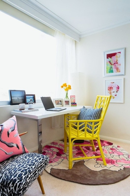 Bright ideas for diy decor with bright color 12
