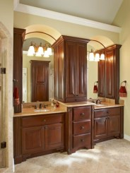 Clever ideas to makeover your mirror 10