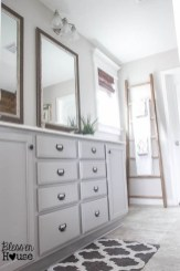 Clever ideas to makeover your mirror 12