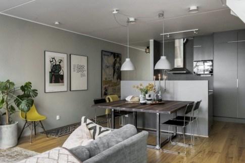 Cozy scandinavian-inspired loft 30