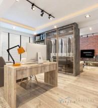 Cozy scandinavian-inspired loft 41