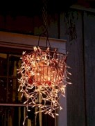 Crazy and cool diy chandeliers to beautify your space 02