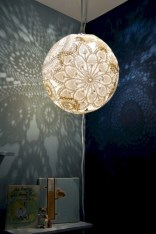 Crazy and cool diy chandeliers to beautify your space 12