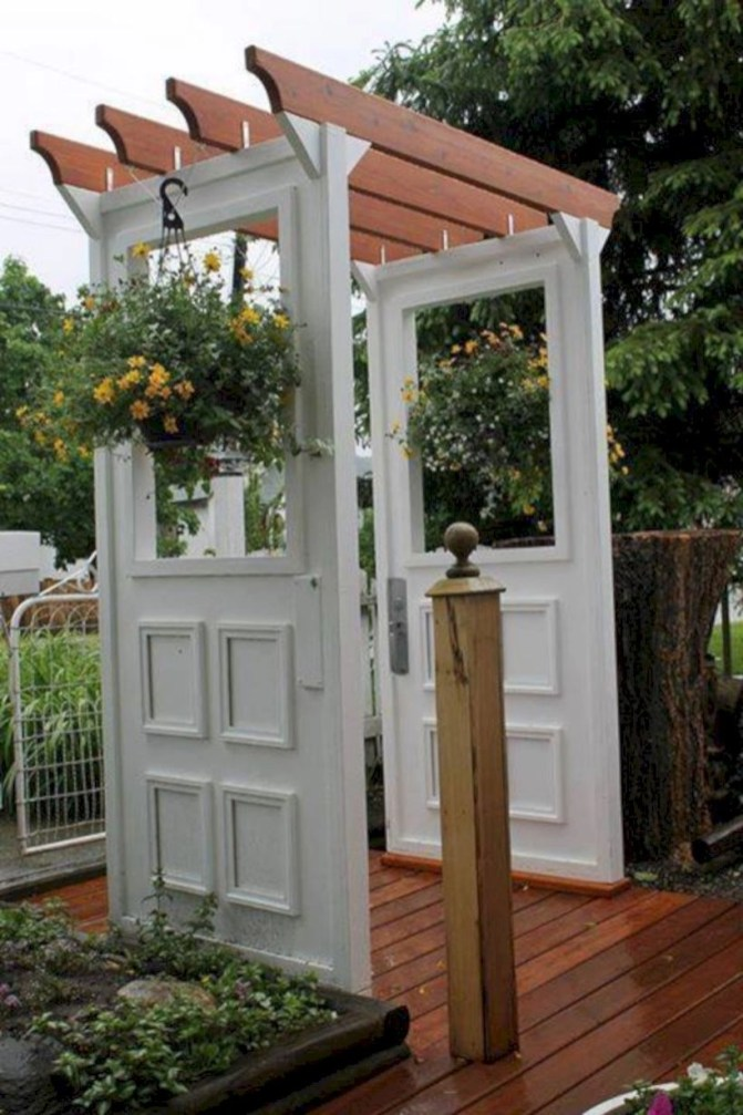 Creative pergola designs and diy options 04