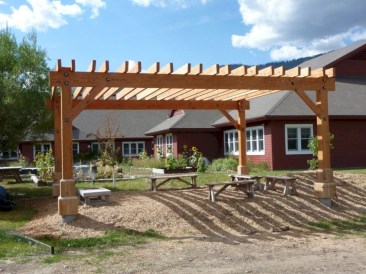 Creative pergola designs and diy options 18