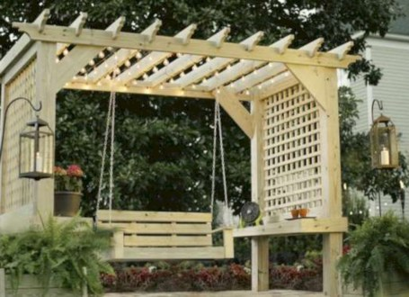 Creative pergola designs and diy options 25