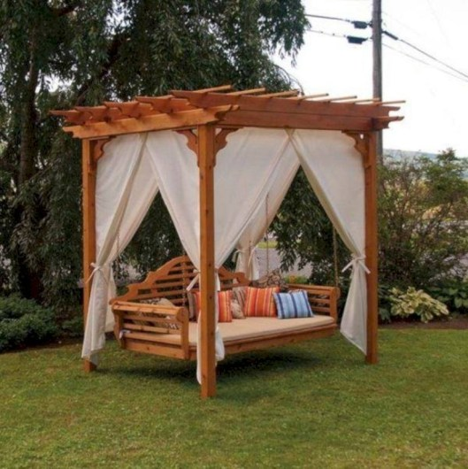 Creative pergola designs and diy options 30
