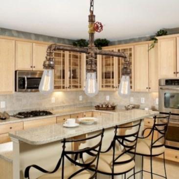 Distinctive kitchen lighting ideas for your kitchen 02