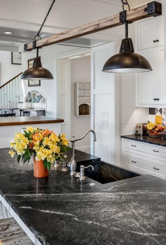 Distinctive kitchen lighting ideas for your kitchen 19