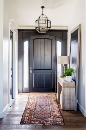 Impressive diys you need for your entryways 17
